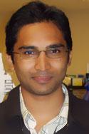 Aaron Bart, Graduate Student (Biophysics)