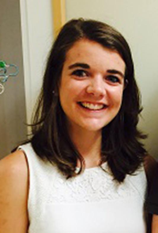 Julie Philippe, Graduate Student (PIBS/Pharmacology)